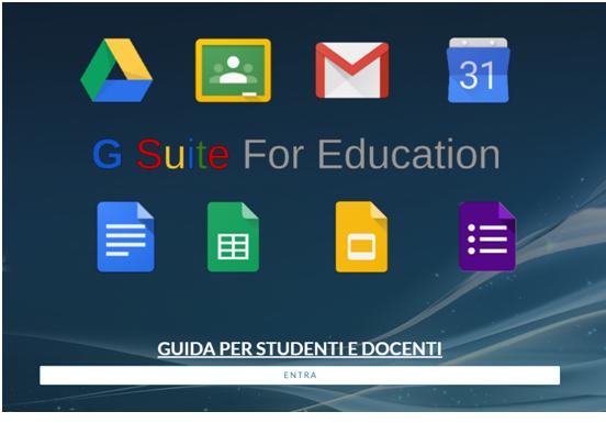 GUIDA PER STUDENTI E DOCENTI